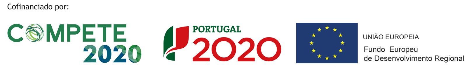 Compete 2020 - Portugal 2020 - Fundo Europeu de Desenvolvimento Regional